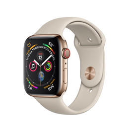 Apple Watch 4th generation Gold