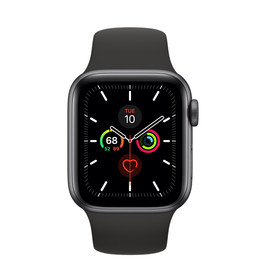Apple Watch 5th generation Space grey