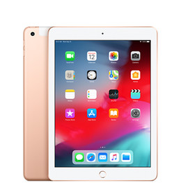 iPad 6th generation Gold