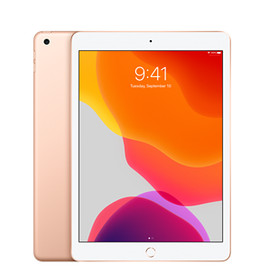 iPad 7th generation Gold