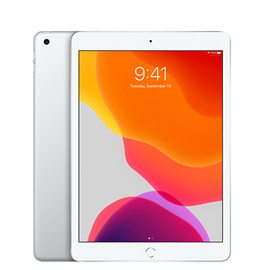 iPad 7th generation Silver