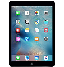 iPad Air 1st generation Space grey