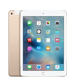 iPad Air 2nd generation Gold