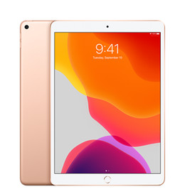 iPad Air 3rd generation Gold