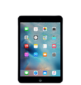 iPad mini 2. Generation Spacegrau