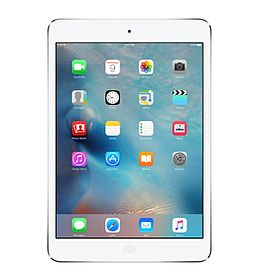 iPad mini 2nd generation Silver