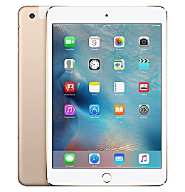 iPad mini 3e generatie Goud