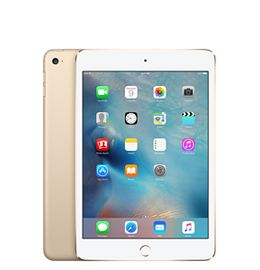 iPad mini 4. Generation Gold