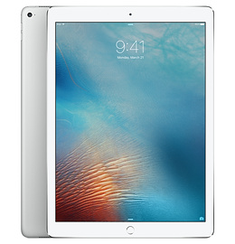 iPad Pro 1st generation 12 inches Silver