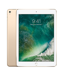 iPad Pro 1st generation 9 inches Gold