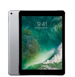 iPad Pro 1st generation 9 inches Space grey