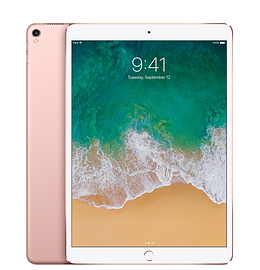 iPad Pro 2nd generation 10 inches Rose Gold