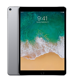 iPad Pro 2nd generation 10 inches Space grey