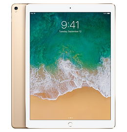 iPad Pro 2nd generation 12 inches Gold