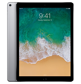 iPad Pro 2nd generation 12 inches Space grey
