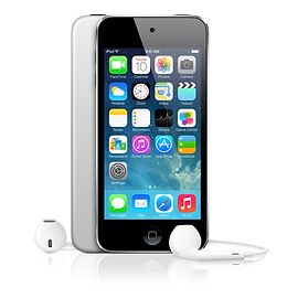 iPod touch 5th generation Black silver