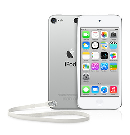 iPod touch 5th generation White silver