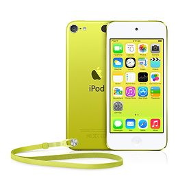 iPod touch 5th generation Yellow