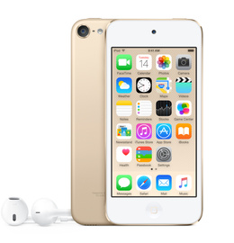 iPod touch 6. Generation Gold