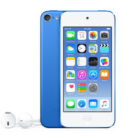 iPod touch 6th generation Blue