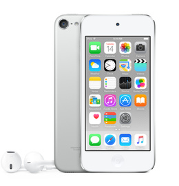 iPod touch 6th generation Silver