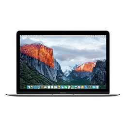 MacBook 04/2016 Gris espacial