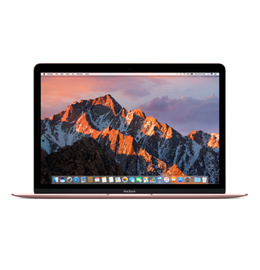 MacBook 06/2017 Or rose